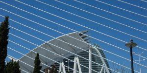 Santiago Calatrava in Valencia, Spanien