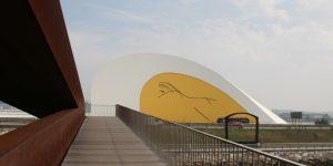 Kulturzentrum Oscar Niemeyer, Avilés, ES